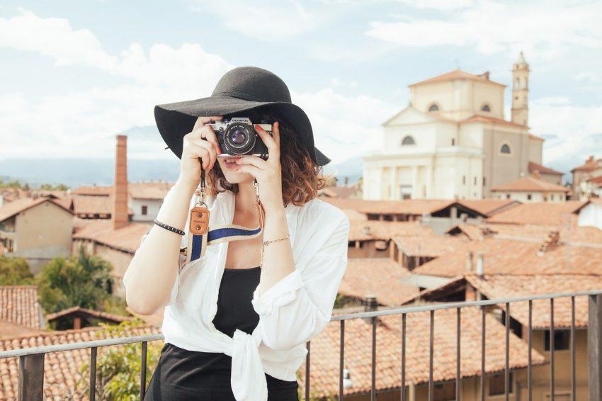 Prendre de belles photos.